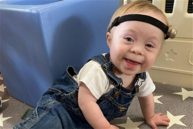 """Mom Says Raising Her Son With Down Syndrome is """"My Greatest Pro-Life Work"""""""